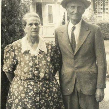 Mabel and John