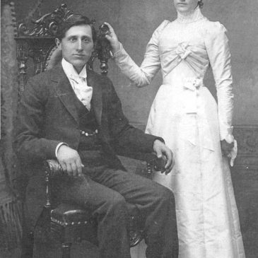 John and Mable Schrunk