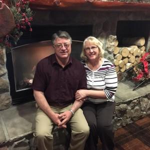 Lori and Arnold